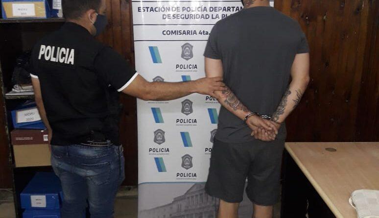 La Loma: un hombre de 42 años fue detenido en un allanamiento