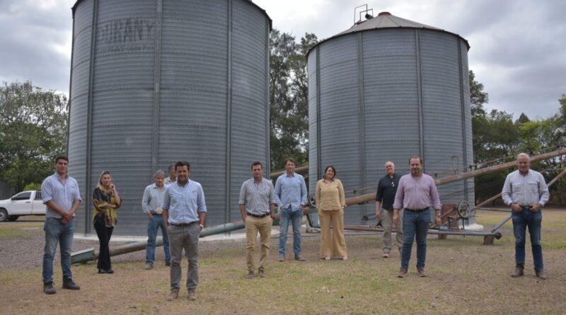 El gobierno señala que existen «muy buenas expectativas con presente campaña de trigo»